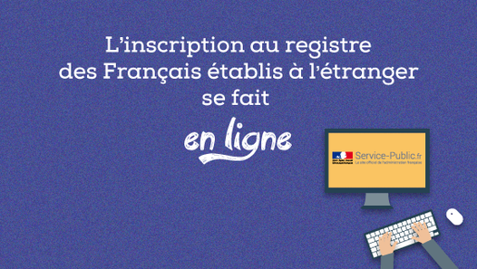 L'inscription au registre des Français de l'Etranger